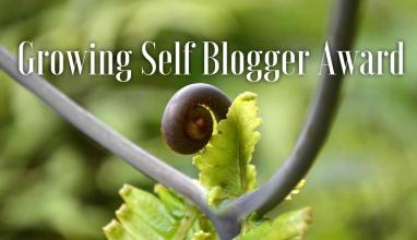 The Growing Self BlogAward