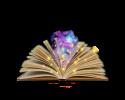 Transparent-Magic-Book-PNG