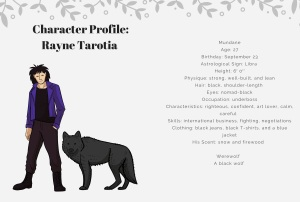 rayne tarotia