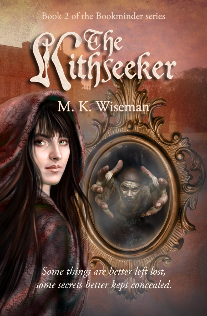 Book Review: The Kithseeker~Rachel's Random Resources