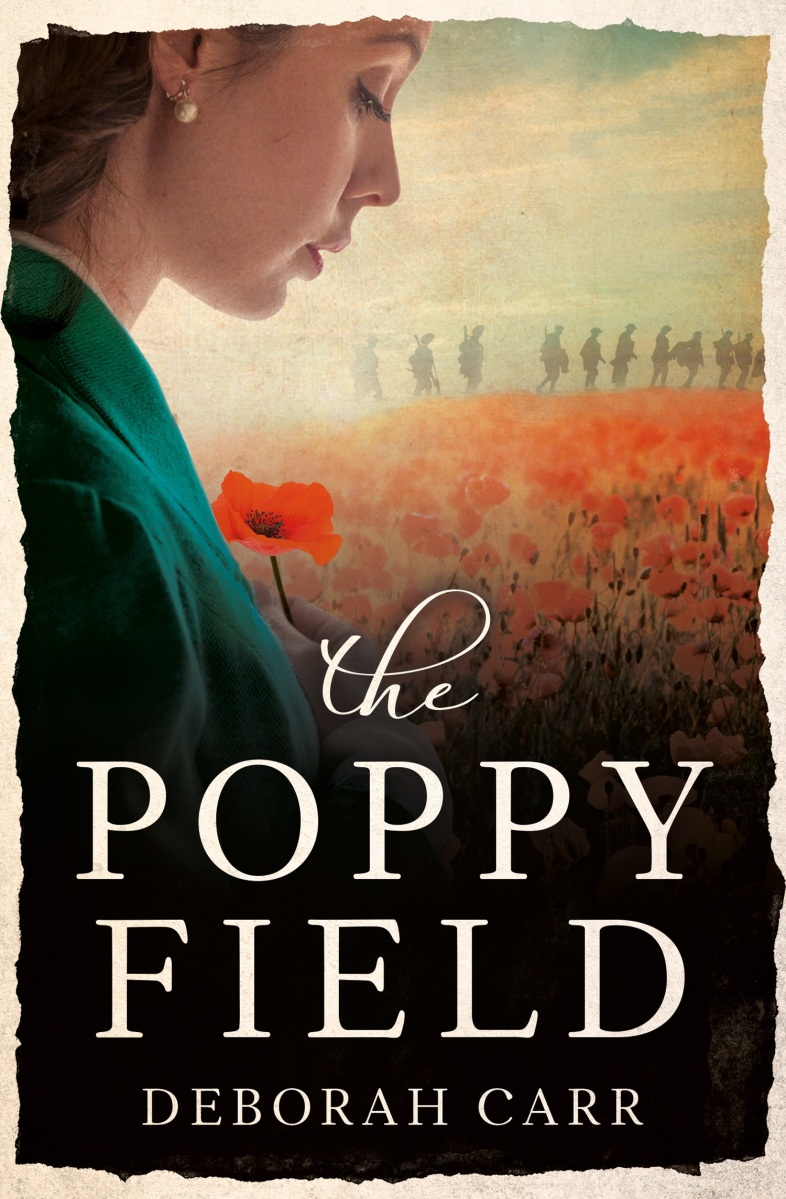 Book Review:The Poppy Field by Deborah Carr @rararesources